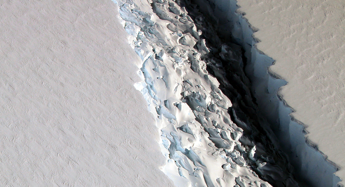 Larsen-C Ice Shelf